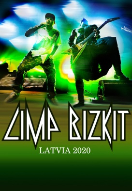 LIMP BIZKIT- World Tour 2020