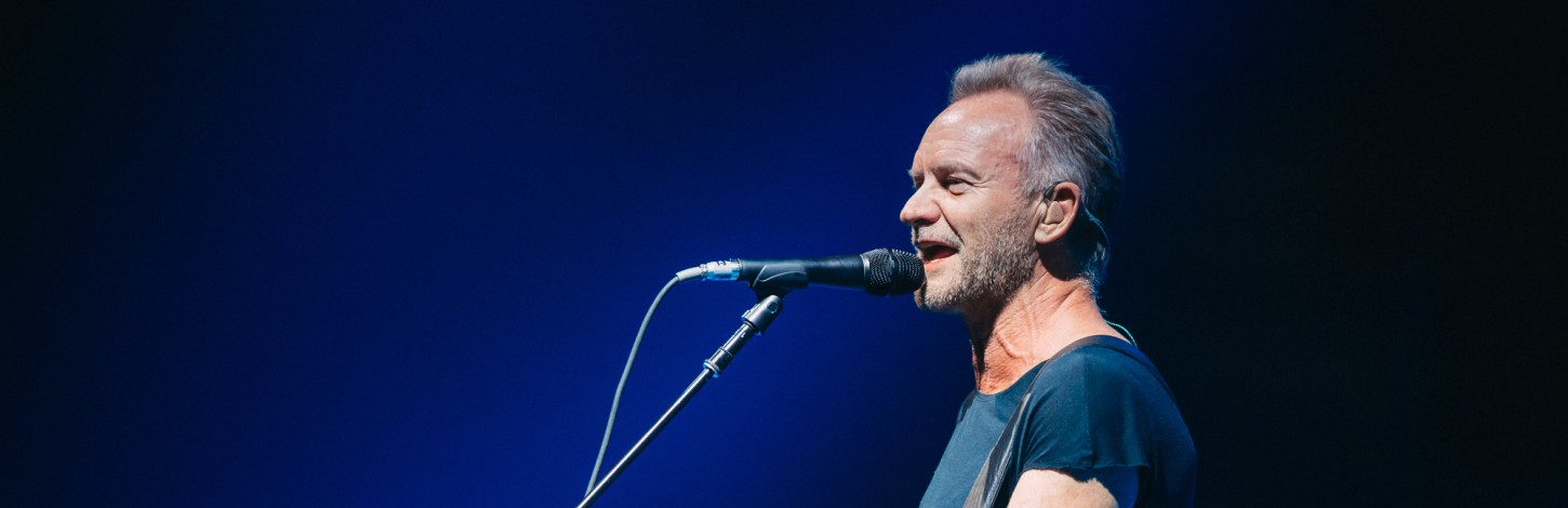 STING 'MY SONGS'